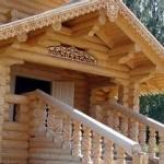 Деревянный дом как способ выражения индивидуальности - стройматериалы из дерева